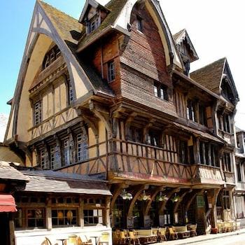 Picture of Hôtel La Résidence Manoir de La Salamandre in Etretat