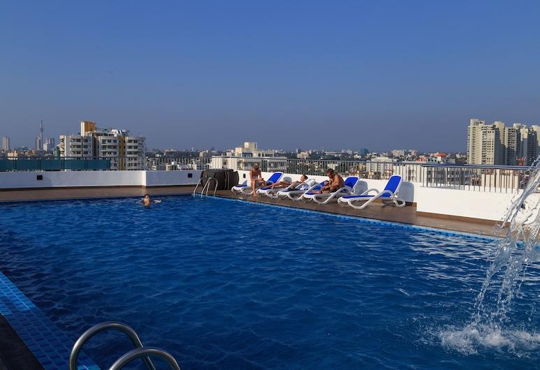 Supun Arcade Residency, Colombo, Outdoor Pool