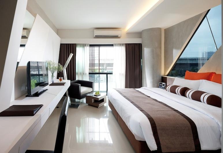 ナイン フォーティ ワン ホテル, バンコク, Superior Double Bed/Express Way View, 部屋