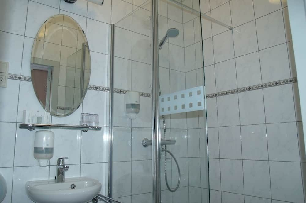 Comfort-værelse med dobbeltseng eller 2 enkeltsenge - Badeværelse