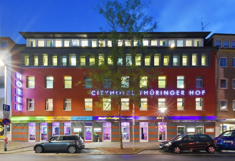 Bed'nBudget City - Hostel, Hannover, Exterior