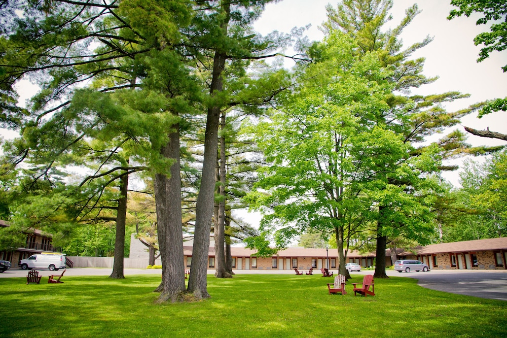 Viešbučio teritorija