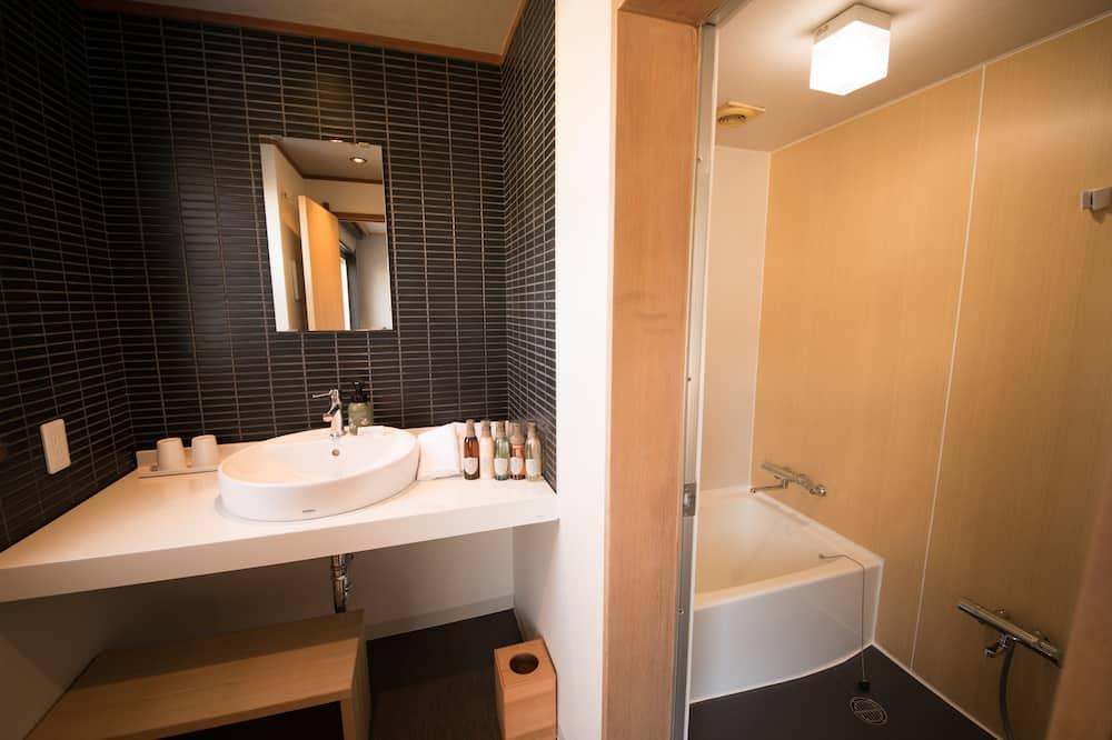 Traditional-Zimmer, Nichtraucher (Japanese Style, SUI) - Badezimmer
