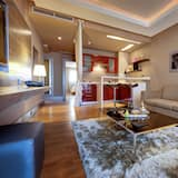 Suite (Ambassador Double) - Sala de estar
