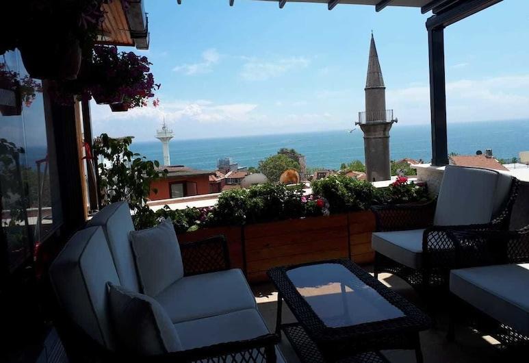 Dilhayat Kalfa Hotel, Istanbul, Terrasse/veranda