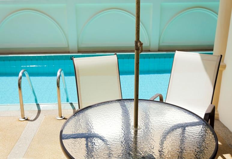 皇家王子公寓酒店, 巴東, 室外泳池