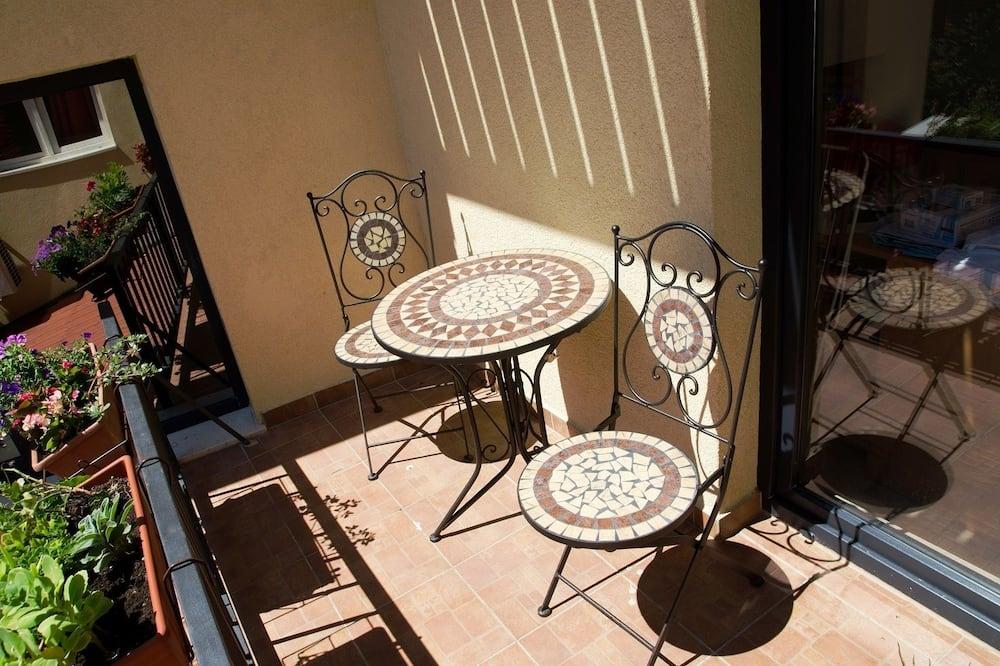 Apartmán typu Superior, balkon - Balkón