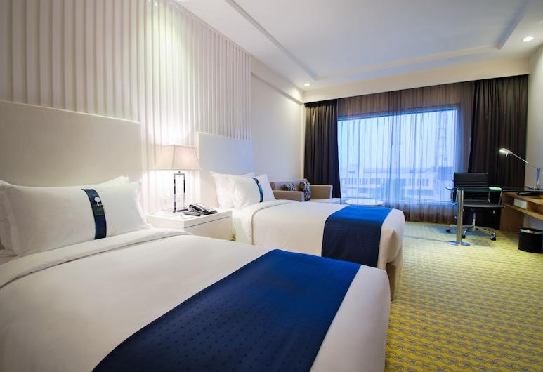 Holiday Inn Amritsar Ranjit Avenue, Amritsar, Pokoj typu Deluxe, dvojlůžko (200 cm), nekuřácký, Pokoj