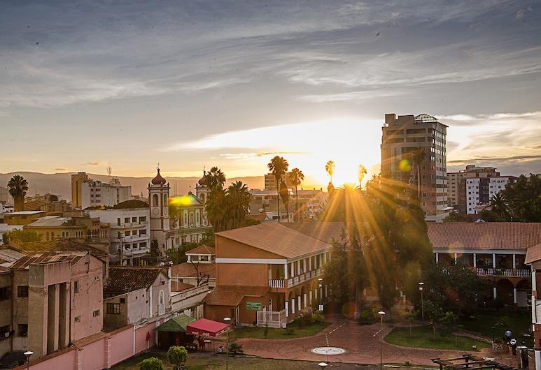 Apart Hotel Violettas, Cochabamba, Esterni