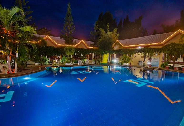 Deep Forest Garden Hotel, Puerto Princesa, Dětský bazén
