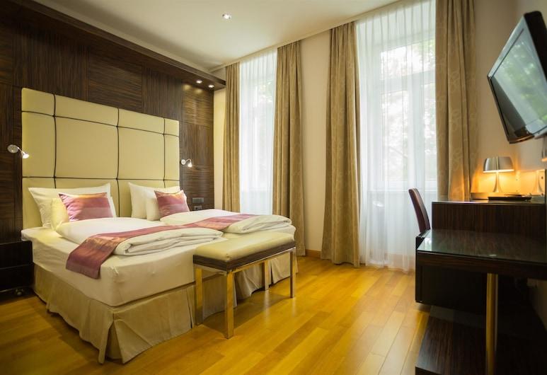 Best Western Plus Hotel Arcadia, Wien, Standardrum - 2 queensize-sängar - tillgänglighetsanpassat (Quiet Location), Gästrum