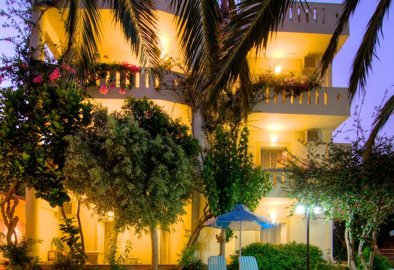 Sunrise Hotel & Apartments, Agios Vasileios, Dış Mekân