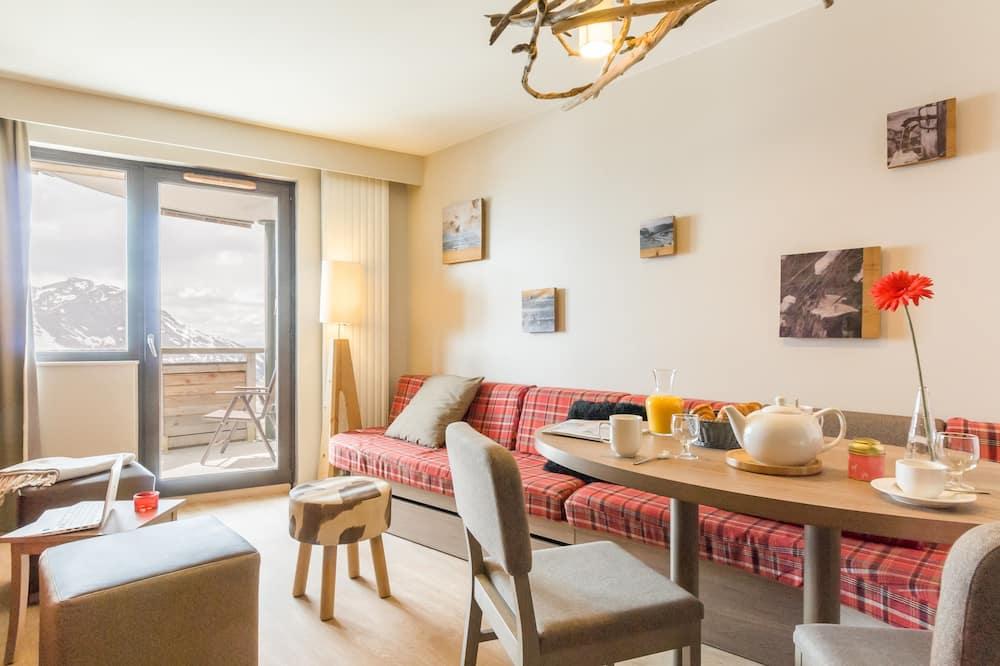 Apartament typu Superior, 1 sypialnia - Salon
