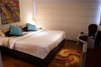 Obrázek hotelu Hotel Santa Cruz Corferias ve městě Bogota