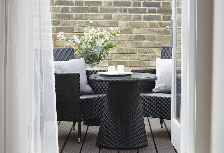 The Westbridge Hotel, London, The Westbridge Suite, Balcony View