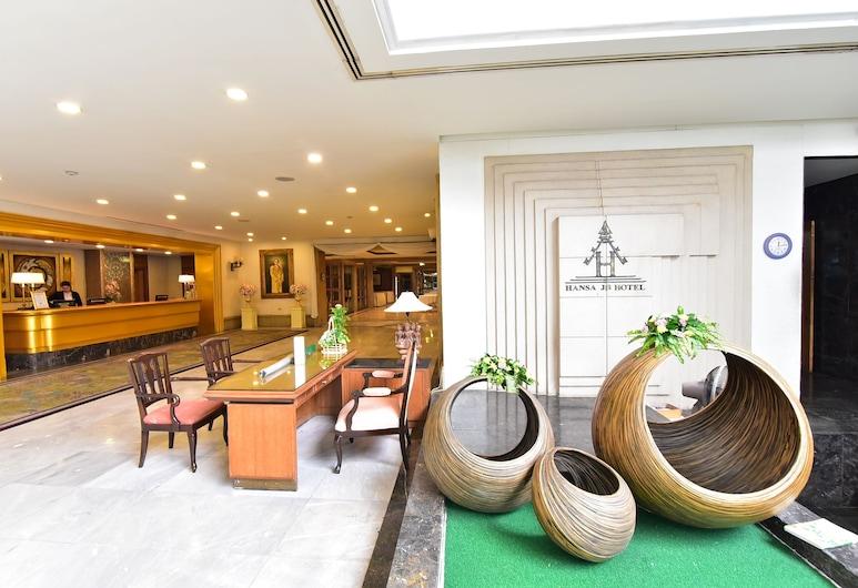Hansa JB Hotel, Hat Yai, Hall