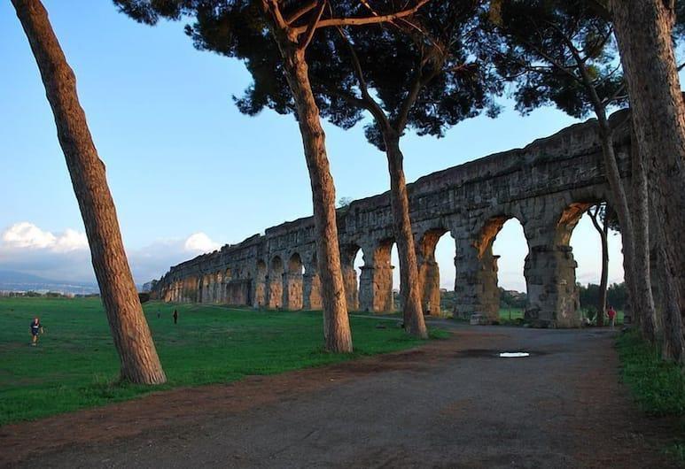 B&B Domus dei Consoli, Rom, Grill- och picknickområde
