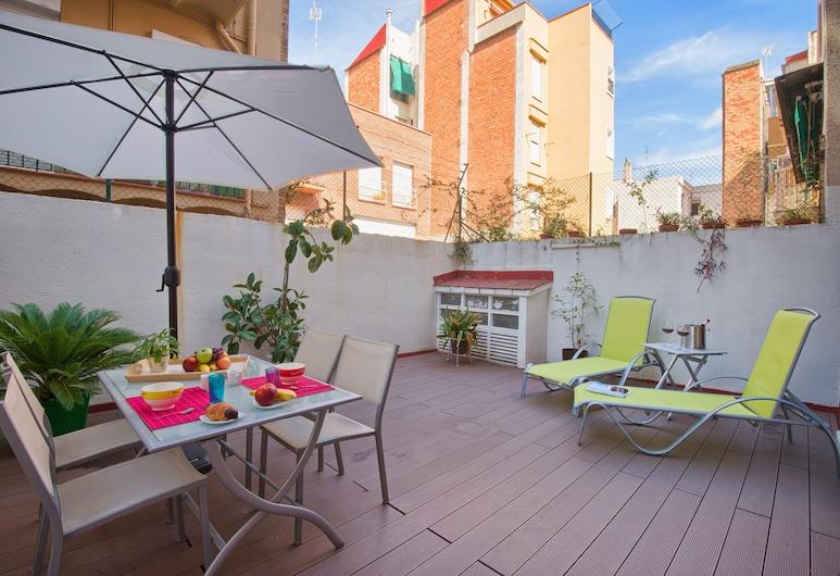 Apartments Sata Sagrada Familia Area, Barcelona, Lägenhet - 2 sovrum - terrass (2 pax), Terrass