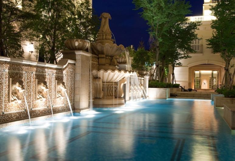 RSL Cold & Hot Springs Resort Suao, Suao, Viešbučio interjeras