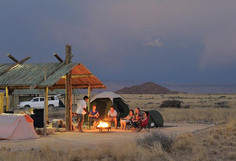 Sossus Oasis Camp Site, ססריים