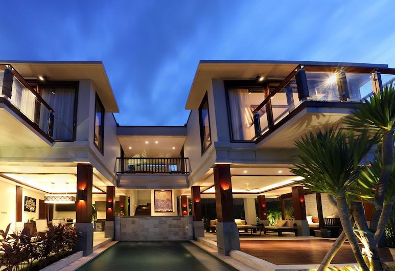 Tanadewa Luxury Villa & Spa, Nusa Dua, Villa, 2Schlafzimmer, Buchtblick, Wohnbereich