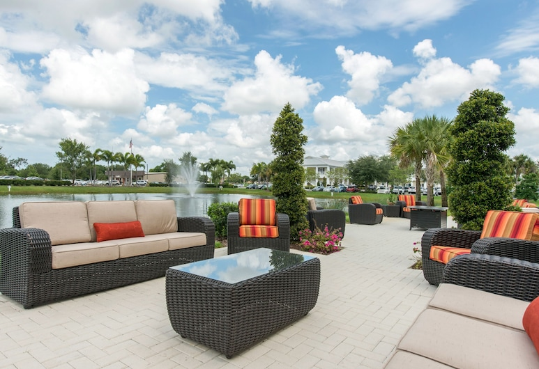 Comfort Suites Sarasota - Siesta Key, Sarasota, Terasa