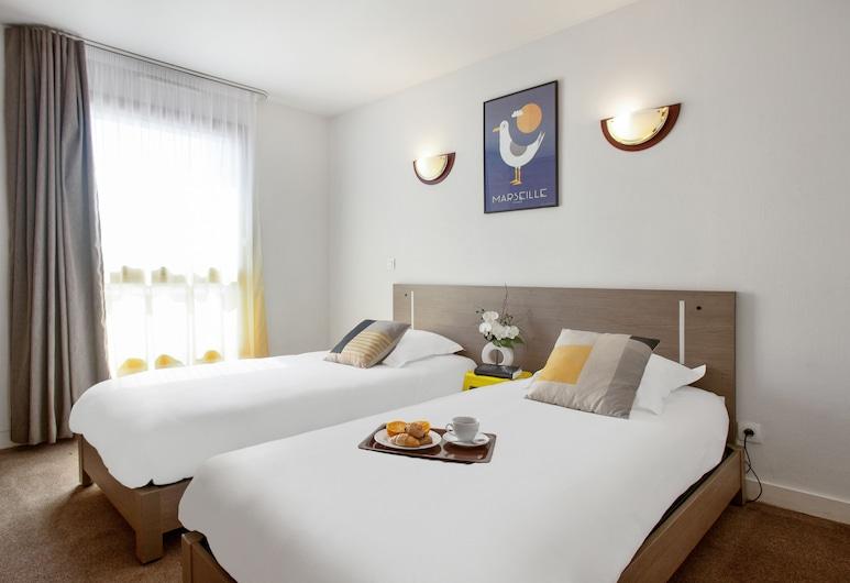 Appart'City Marseille Euromed, Marseille, Apartment, 2Schlafzimmer, Zimmer