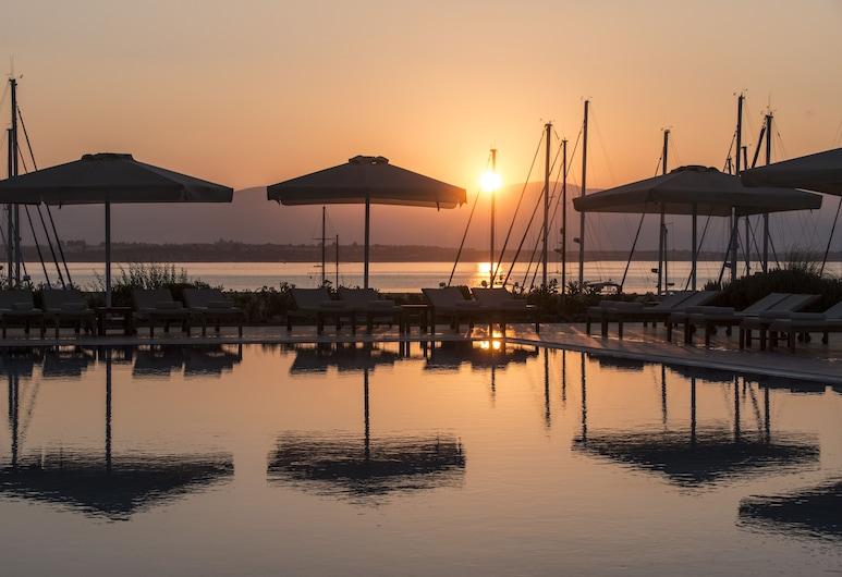Yacht Club, Didim, Udsigt fra hotellet
