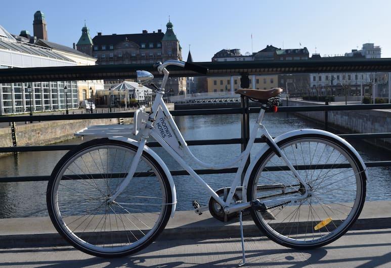 Moment Hotels, Malmö, Cykling