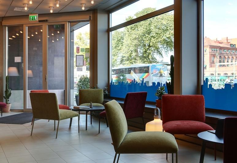 Moment Hotels, Malmo, Inngangur að innanverðu