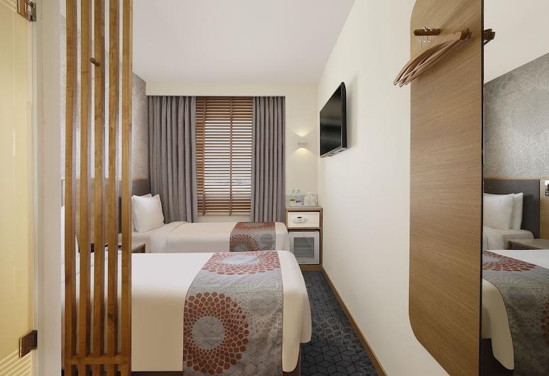 Holiday Inn Express Ahmdabad Prahlad Nagar, an IHG Hotel, Ahmedabad, Deluxe Room, 2 Single Beds, Non Smoking, Guest Room