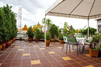 Fotografia do One Up Banana Hotel em Phnom Penh