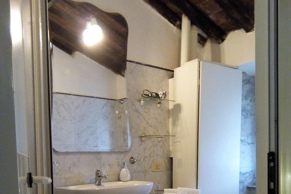 グランド ダブルルーム 禁煙 - バスルーム