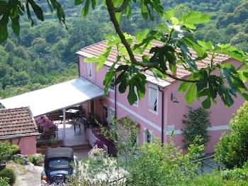 La Spezia bölgesindeki Agriturismo Locanda del Papa resmi