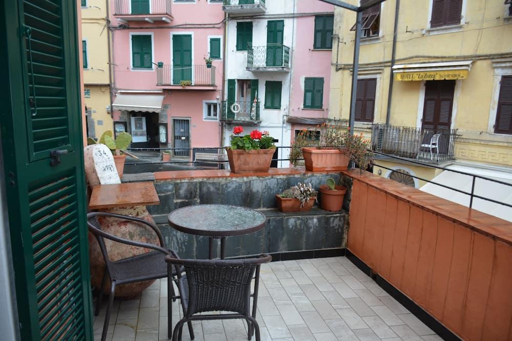 Classic-Studio - Blick vom Balkon
