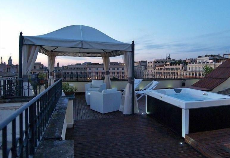 Relais Badoer, Rome, Terrace/Patio