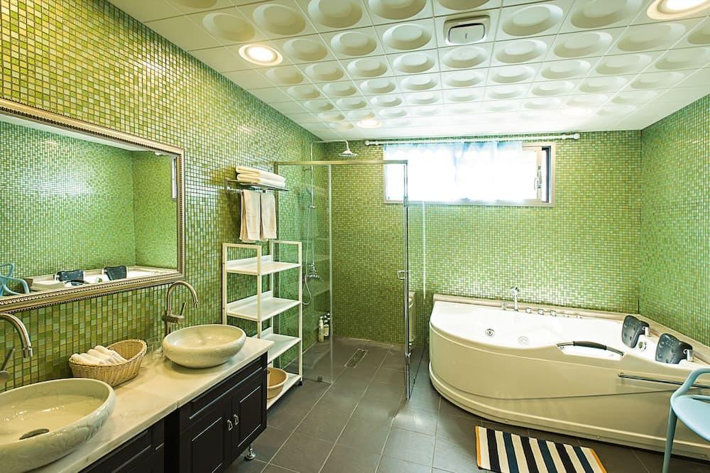 高級別墅, 2 間臥室 - 私人 Spa 浴缸