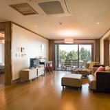 高級別墅, 2 間臥室 - 客廳