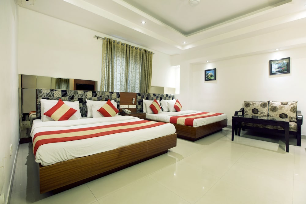 Hotel Krishna Deluxe, New Delhi