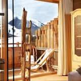 Dúplex, balcón, vista al valle (Artist Suite) - Balcón