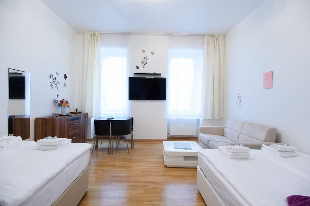 Comfort-Studio (Top 16) - Wohnbereich