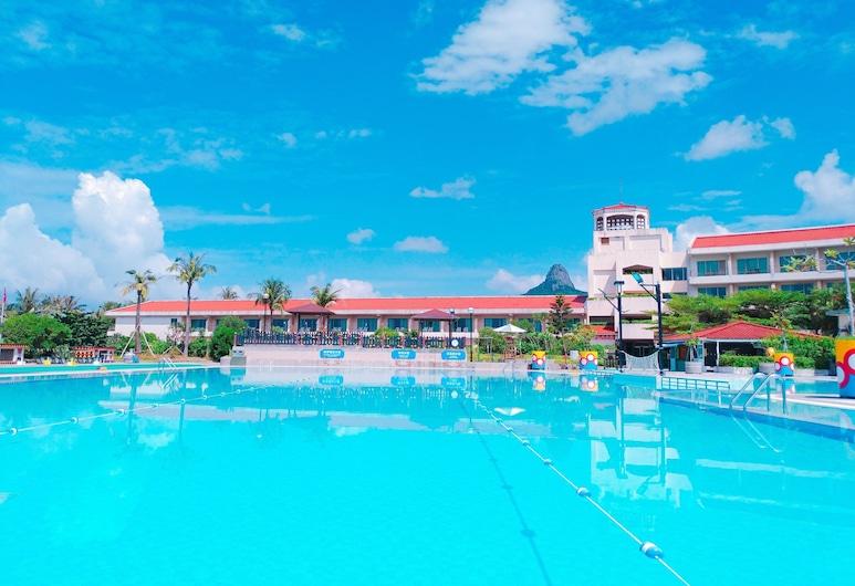 垦丁福华度假饭店, 恒春镇, 室外游泳池