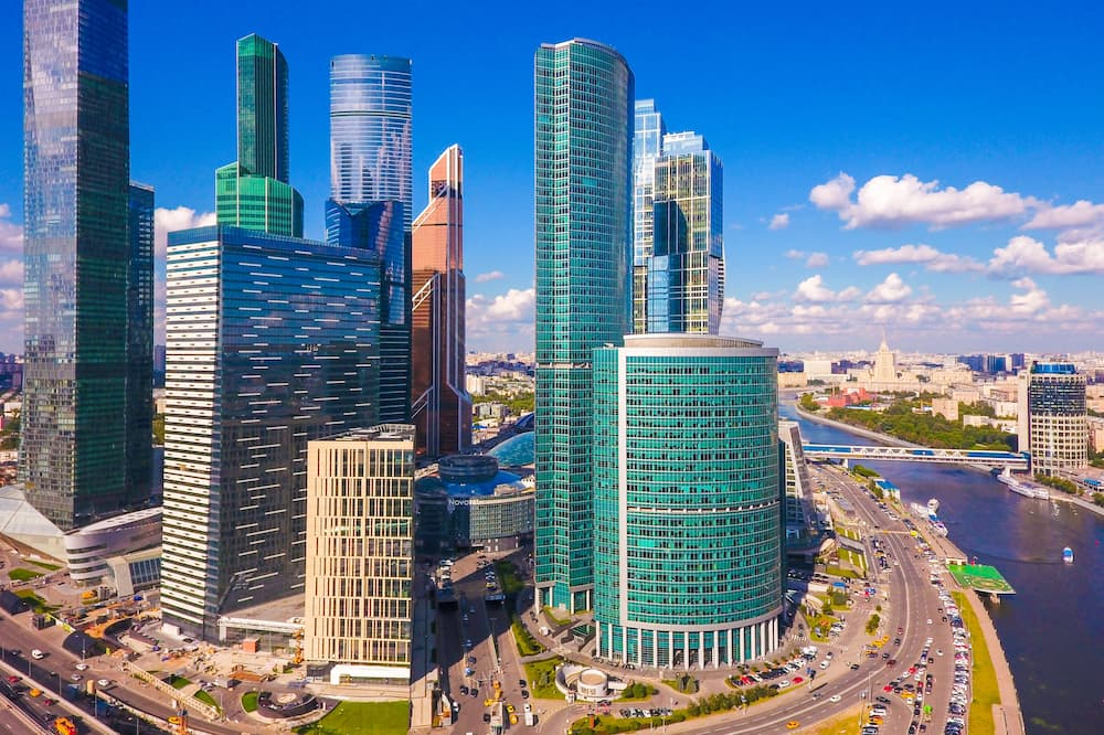 Novotel Moscow City, Moscow