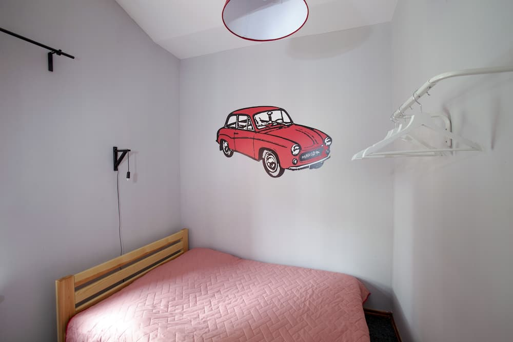 Δίκλινο Δωμάτιο (Double), Κοινόχρηστο Μπάνιο - Θεματικό δωμάτιο για παιδιά