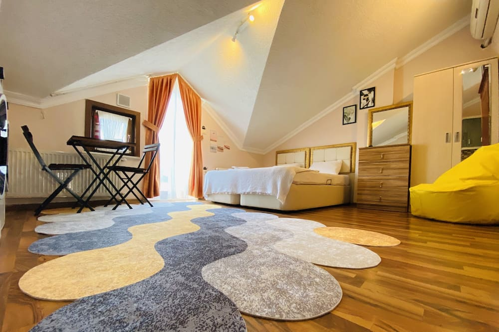 Deluxe penthouse - Kamer