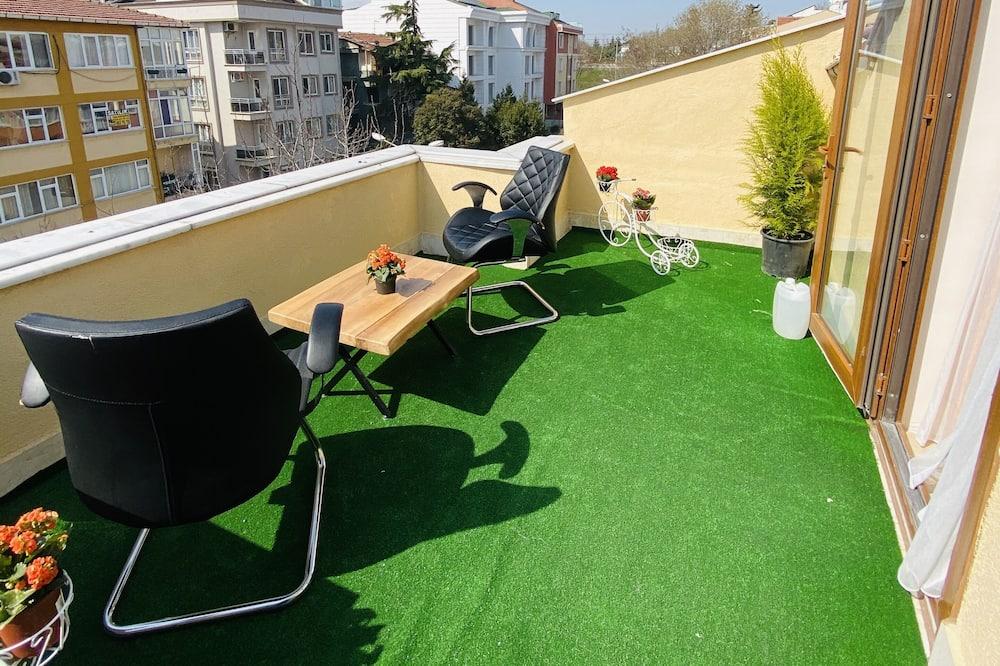 Deluxe penthouse - Balkon
