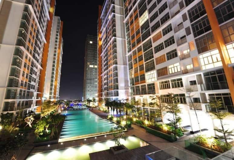 Somerset Vista Ho Chi Minh City, Ho Chi Minh-Stad, Buitenzwembad