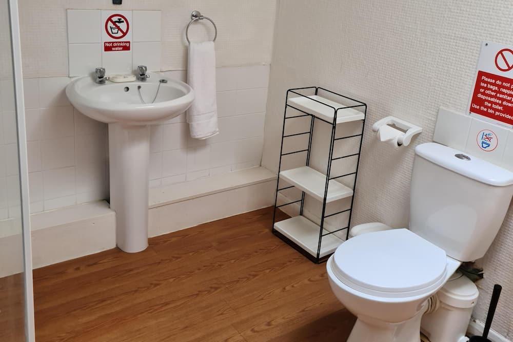 Lakosztály, fürdőszobával (Trio) - Fürdőszoba