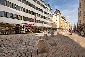 Фото Omena Hotel Yrjonkatu в в Хельсинки