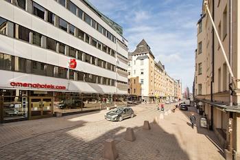 Фото Omena Hotel Yrjonkatu у місті Гельсінкі